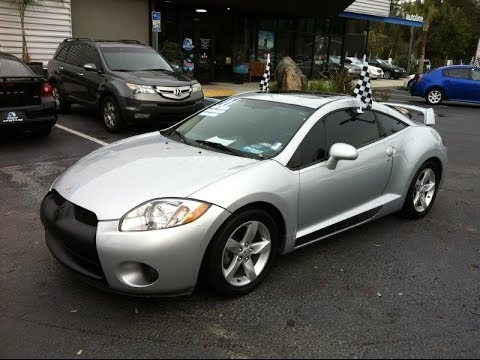 2007 Mitsubishi Eclipse Gs >> 2007 Mitsubishi Eclipse Gs At Autoline Preowned For Sale Used Test Drive Review Jacksonville