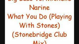 Big Bass Vs. Michelle Narine - What You Do