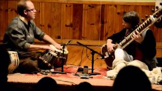 Chris Hale - Sitar      Rag Megh (2)        ( jim feist tabla )