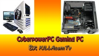 CyberpowerPC Gaming Computer Review