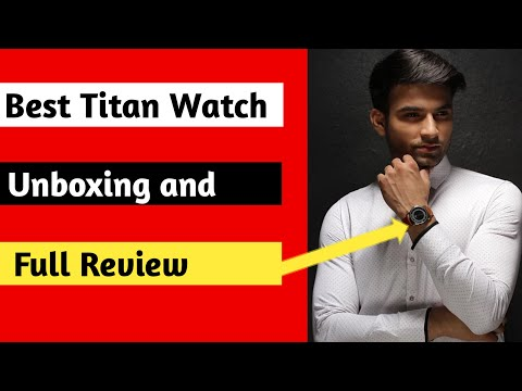Best professional watch under Rs 1500 [ Titan ] 🔥🔥