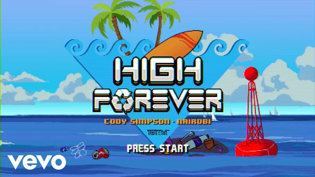 Cody Simpson, Nairobi - High Forever (Official Video)
