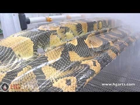 Water Transfer Printing Process - Hydrographics - Wassertran