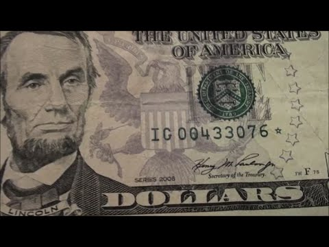 $5 STAR NOTE low print run COLLECTIBLE CURRENCY united states money