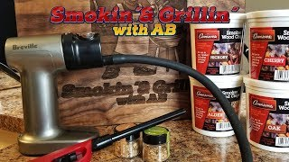 Breville The Smoking Gun Review! Best Kitchen Gadget!