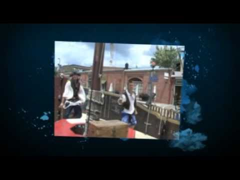 Urban Pirates Swashbuckling Adventure