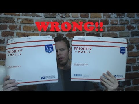 You're Using Flat Rate Envelopes WRONG! Top 3 Myths That Need To Die