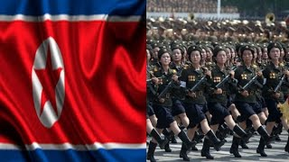 North Korea Military Strength 2016 -2017