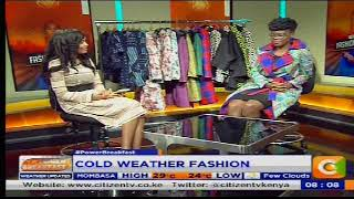 Power Interview: Cold Weather Fashion