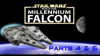 Build the Millennium Falcon: Parts 4 & 5 - Mods and Glue, Old and New