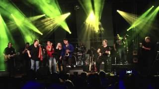 Die Hesse komme ORANGE NIGHT OF MUSIC. Orange Box feat. Rodgau Monotones+Crackers