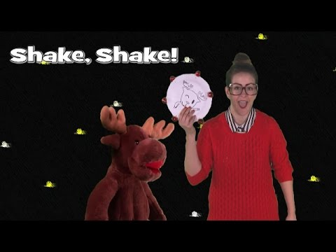 Shake Shake | Learn Body Parts Song with Cool School
