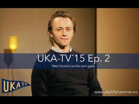 UKA-TV'15 - Tirsdag: Sondre Lerche