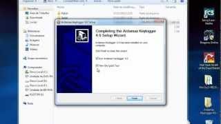 Repeat youtube video Ardamax Keylogger 4.0 ( instalando patch + serial) (2016 lik atualizado )