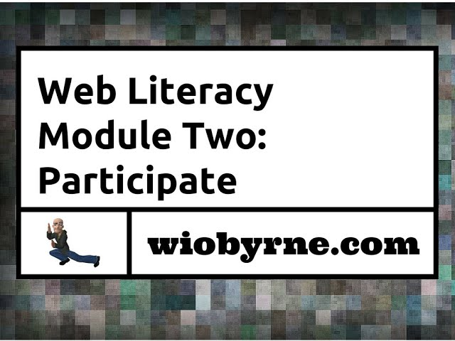 Web Literacy - Participate - Online Collaborative Inquiry