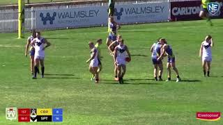 NEAFL TV Highlight: Manteit's hanger on debut thumbnail