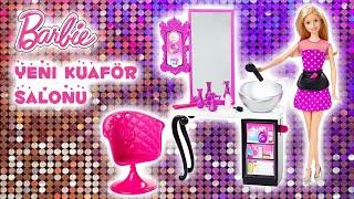 Barbie Kuaför Salonu - Barbie Tanıtım - Barbie Şizofreni