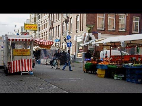 Walking Ten Katemarkt + Kinkerstraat  (Amsterdam)