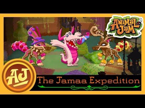 PLZ ADOPT US! - Jamaa Expedition & The Pillow Room   Animal Jam
