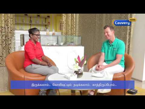 India a breeding ground for talent - Brett Lee | Cauvery News