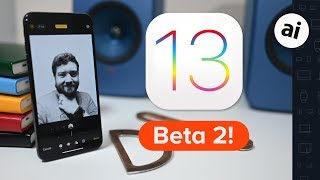 40+ Changes in iOS 13 Beta 2! Portrait Mode Effects, CarPlay, & More!