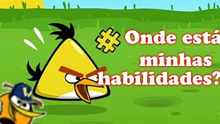 Angry Birds Classic EP.2 - A pior gameplay do canal!