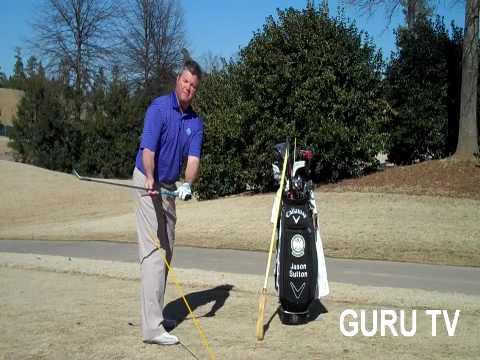 Golf Instruction Guru Tv Takeaway Broom Drill Youtube
