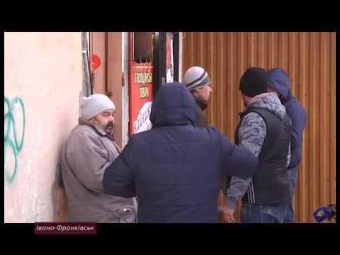 Незаконний продаж спиртного в Івано-Франківську