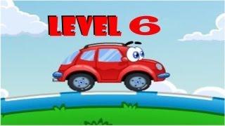 Wheely 2 Level 6 Walkthrough