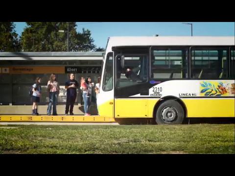 Metrobus Santa Fe: más seguro, más rápido y más moderno