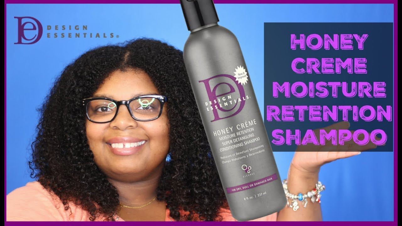 Design Essentials Honey Creme Shampoo First Impression Teaundra