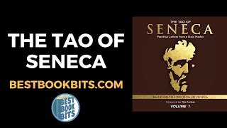The Tao of Seneca | Practical Letters from a Stoic Master | Book Summary | bestbookbits.com