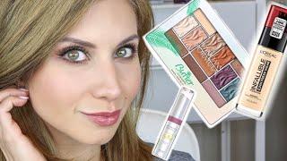 Chatty GRWM, BK Beauty Update & New Drugstore Makeup