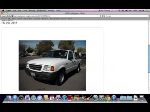 Craigslist Galveston Texas >> Craigslist Galveston Texas Local Used Cars and Trucks Available Now - YouTube