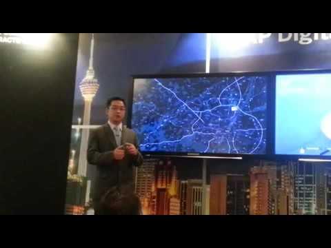 SAP digital boardroom launch in Malaysia
