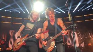 Keith Urban - Wasted Time - Mansfield - 6.25.16