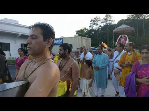 Hindu Temple of Atlanta Brahmotsavam