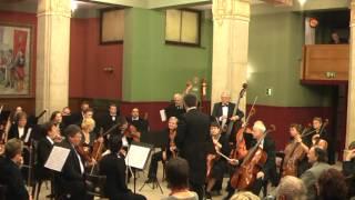 """Musica Sonora20120310_2.  Mozart """"Jupiter"""" symphony full"""