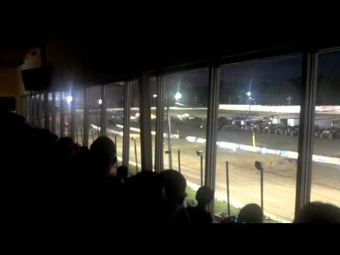 El toro loco Freestyle Lebanon Valley Speedway