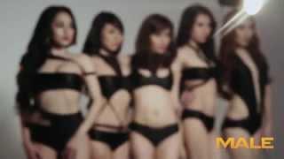 Ratu Kirana, Nheyla Putri, Jelly Jelo, Dewi RV dan Vive Charment