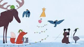 Animation Holiday Card 2018