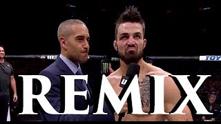 Mike Perry calls out Robbie Lawler REMIX