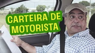 Carteira de Motorista - DESCONFINADOS
