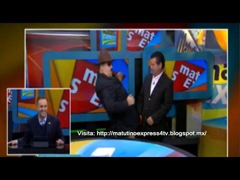 El Reporteronte le da un arrimón a Saint Martin Matutino Express FOROtv