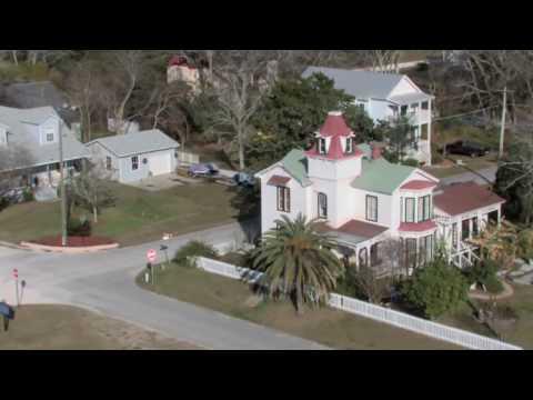 Pippi Longstocking Home    Old Town    Fernandina Beach, Florida
