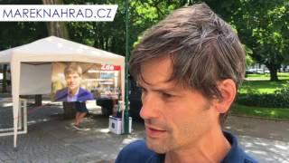 Rozhovor s prezidentským kandidátem | Marek Hilšer