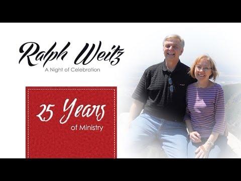 Ralph Weitz Tribute Night