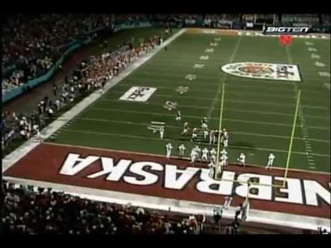 #2 Nebraska Cornhuskers vs. #3 Tennessee - 1997 Orange Bowl