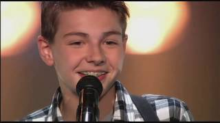 Great Perfomances of young rock singer in The Voice Kids