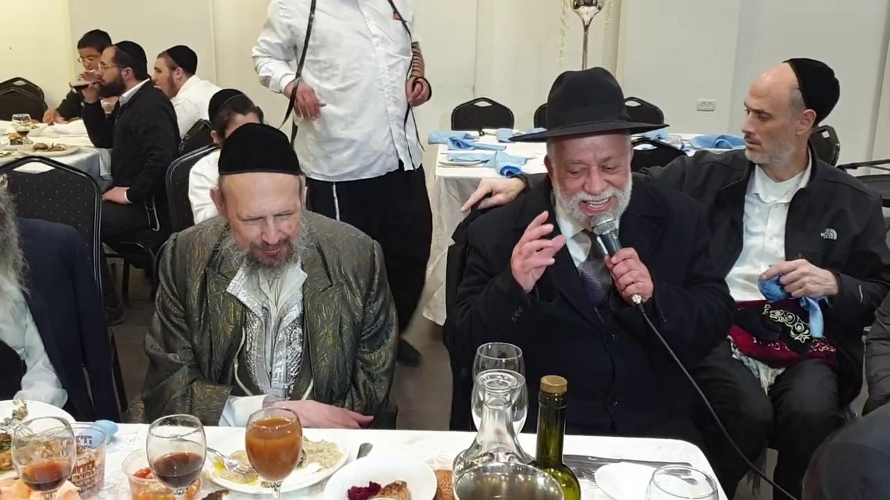 הרב שלמה דידי רב המועצה האזורית עמק הירדן מספר על הרב רפאל הכהן קוק רב העיר טבריה סבו של הרב דב קוק